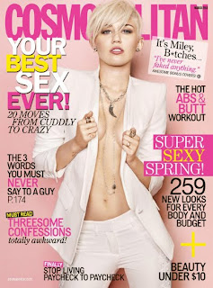 Free one-year subscription to Cosmopolitan