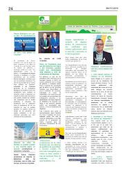 Noticias NC Gaceta Mayo