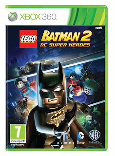 Lego, XBox, Batman