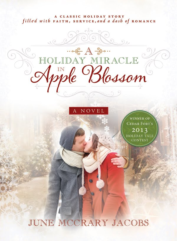 FIND 'A HOLIDAY MIRACLE IN APPLE BLOSSOM' ON AMAZON