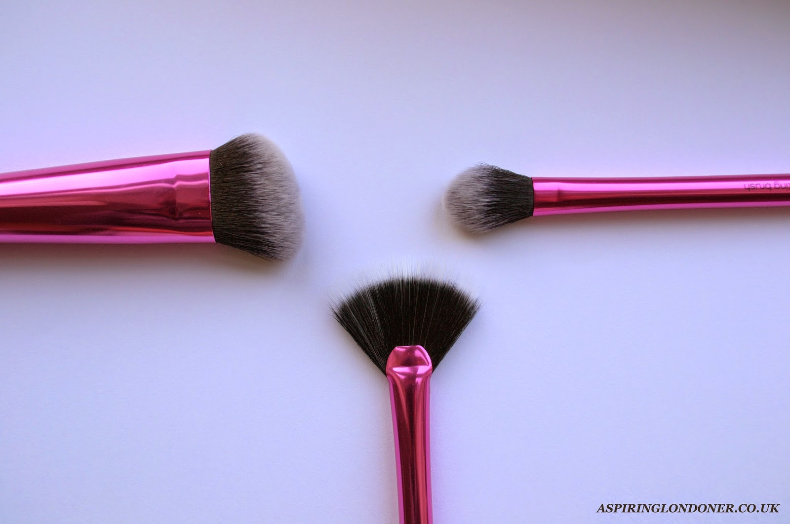 Real Techniques Collectors Edition Sculpting Set Makeup Brush Review - Aspiring Londoner