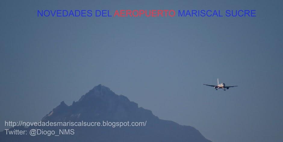 Novedades Del Aeropuerto Mariscal Sucre