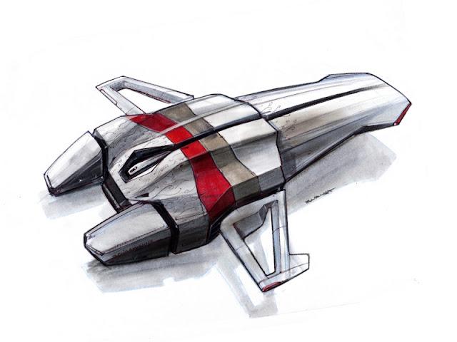 BS B1 spacecraft
