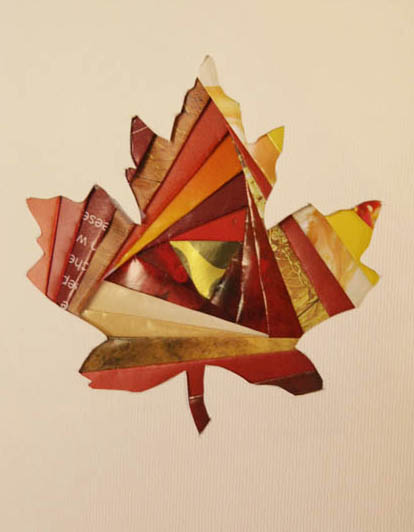 foldet æske origami