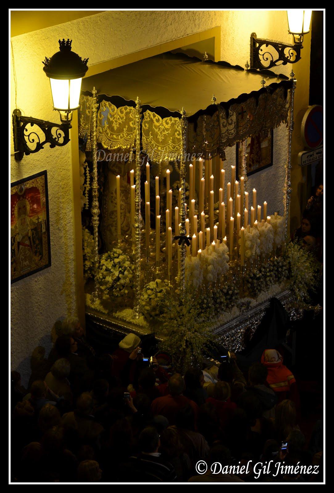 Facebook Virgen condón cerca de Algeciras