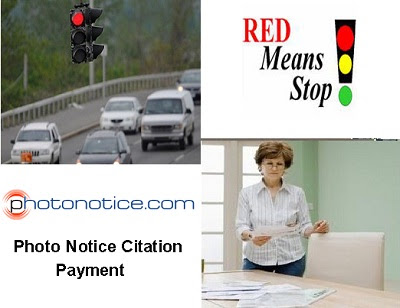 Login to Photonotice.com for Payment of Citation/Traffic Violation Fine