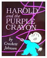 Pink Calico: Harold and Purple Crayon
