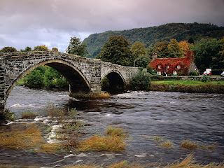 Llanrwst Bridge Wallpapers