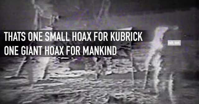 Moon Landing A Hoax? Here's 10 Reasons Why