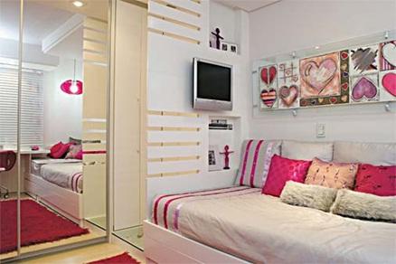 Decora y disena 10 ideas de rec maras juveniles para mujer - Cojines para dormitorios juveniles ...