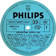 Zamba de Las Malvinas (zamba). Noej Scolnic (Juan Pueblito) / Wilfredo . argentina canta asã