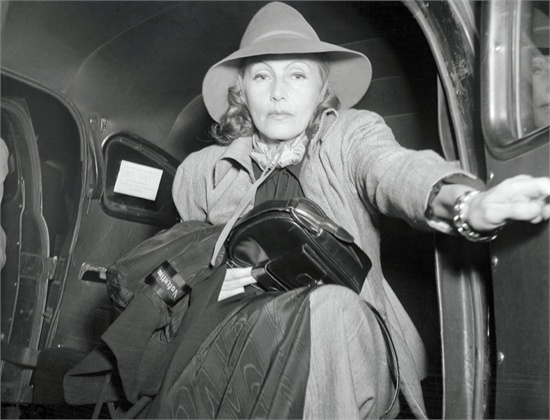 Rare Vintage Shop Greta Garbo