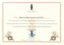 FITEI recebeu o título de membro honorário do CELCIT