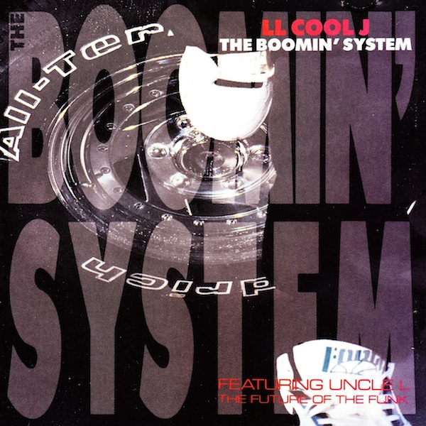 Boomin System ll Cool j Album Cover ll Cool j – The Boomin System