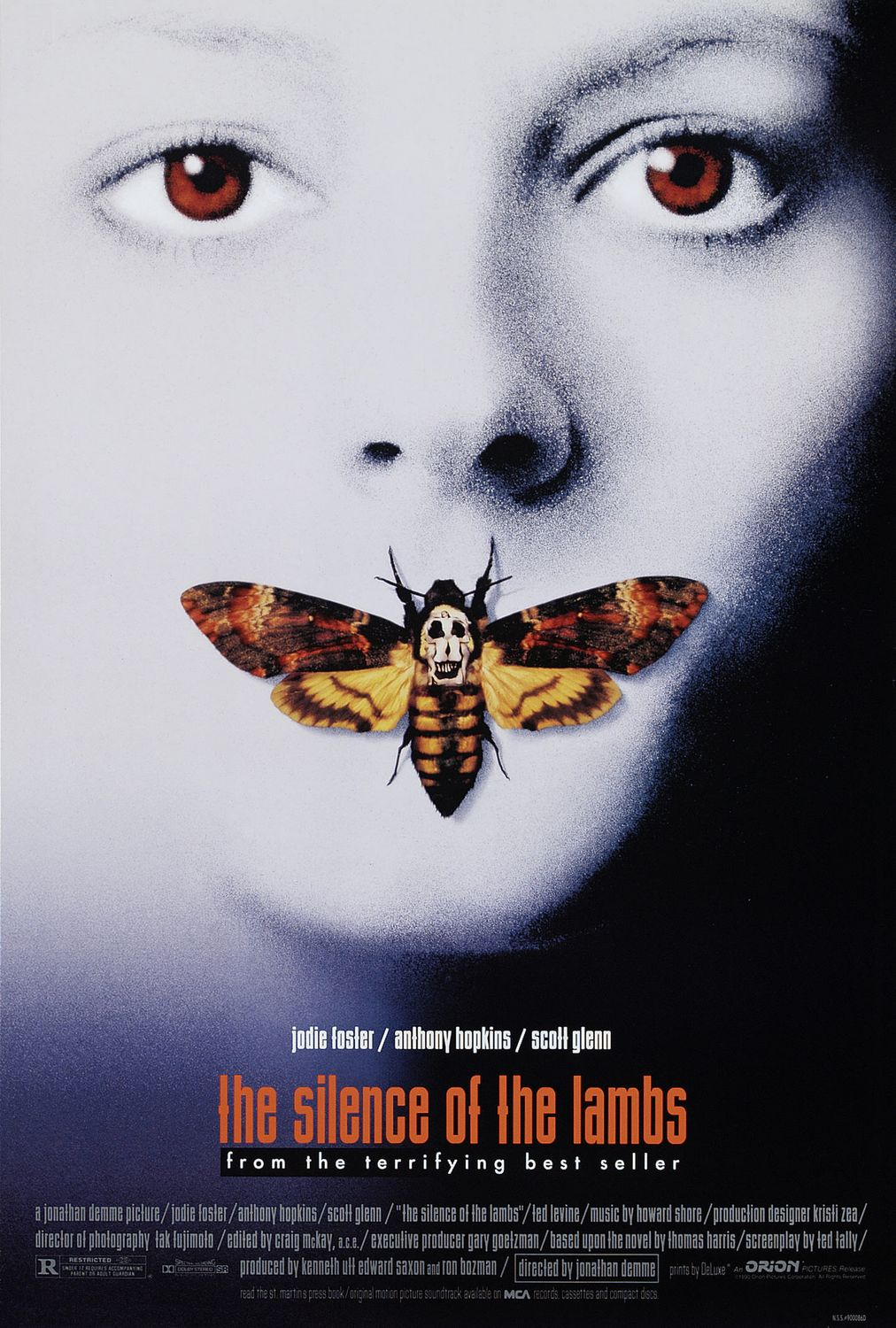 The Silence of the Lambs 1991 Movie