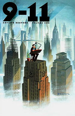 9/11 Amazing Spiderman 36 World Trade Centre Tribute Issue September 11 Marvel