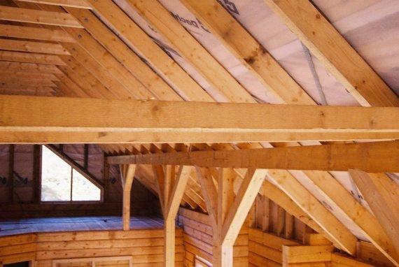 Suritama ventajas del uso de la madera - Estructuras casas de madera ...