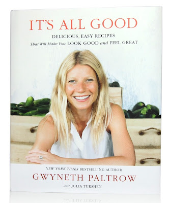 Gwyneth Paltrow: Movie Star, Mom, Cook and Author of IT'S ALL GOOD #IronMan3Event