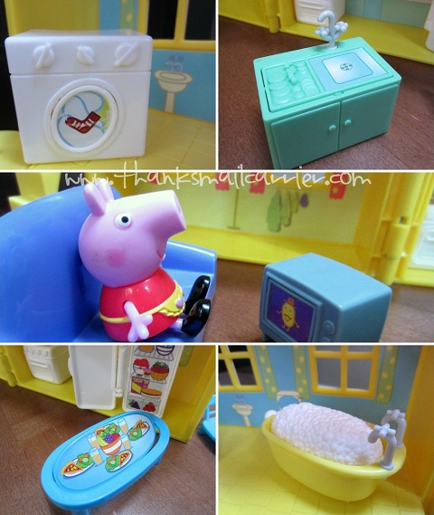 Peppa Pig play house