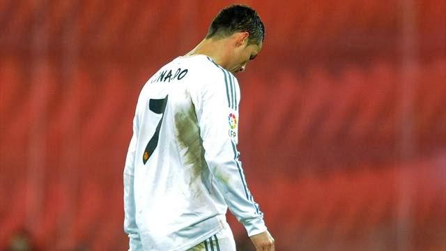 الاتحاد الاسباني يعاقب كريستيانو رونالدو بالايقاف لثلاث مباريات