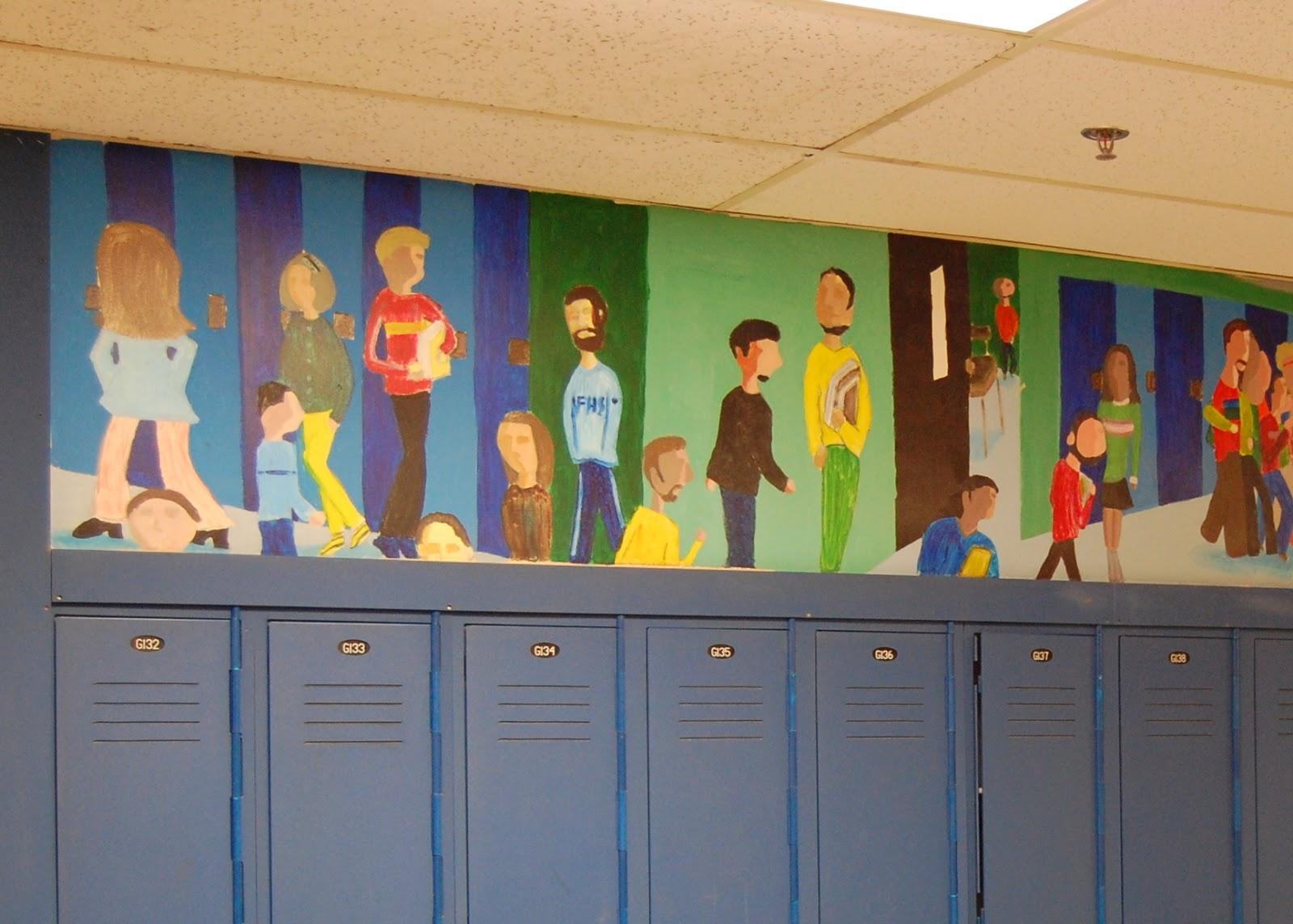 student mural - 1