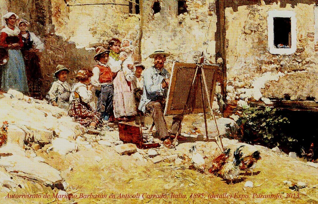 pintores impresionistas aragoneses del cambio de siglo On pintores zaragoza