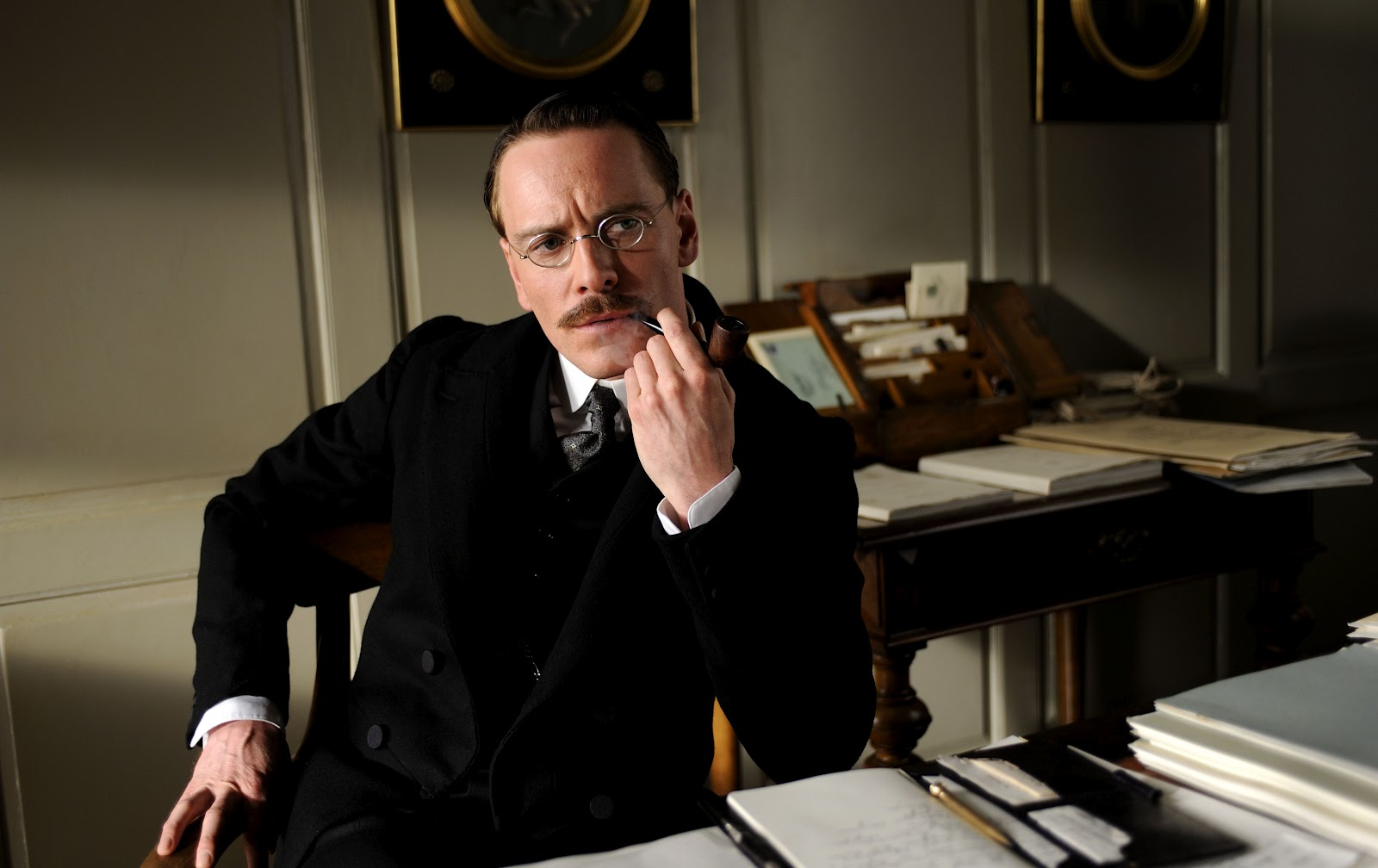 At Darren's World of Entertainment: A Dangerous Method ... A Dangerous Method