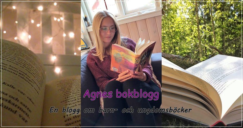 Agnes bokblogg