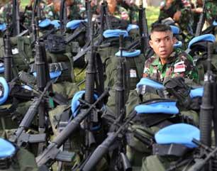 175 Prajurit TNI Perkuat Misi PBB di Kongo