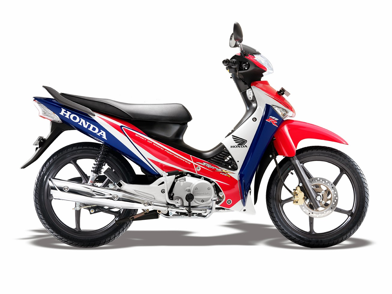 Model Honda New Supra X 125 CW PGM FI Baru Bekas September Oktober