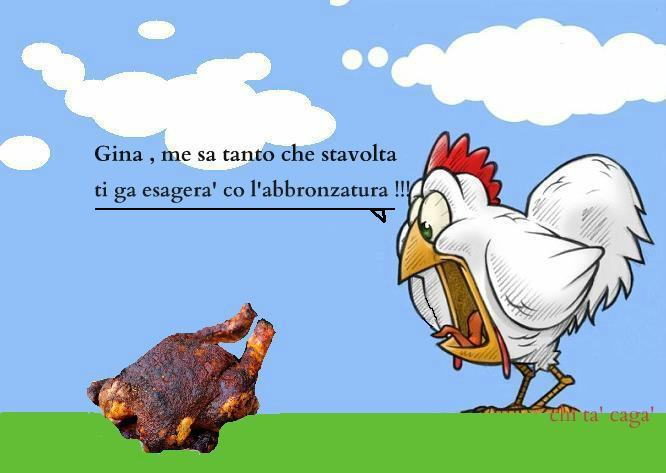 Amato Coscina di Pollo: BUON FERRAGOSTO A TUTTIED IO PICIO! HP62