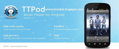 Android : Download TTPOD 2.8.1