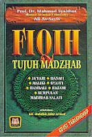toko buku rahma: buku fiqih tujuh madzhab, pengarang prof. dr. mahmud syalthut, penerbit pustaka setia