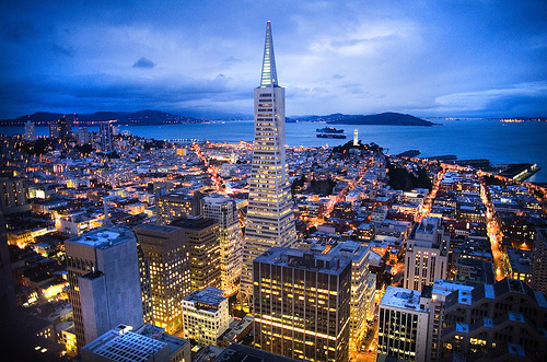 Transamerica Tower -San Francisco - que visitar