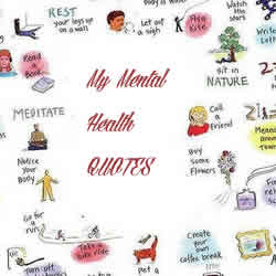My Mental Health Day Quotes News