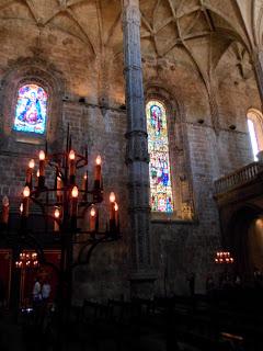 Jeronimos monastery, Belem Lisbon