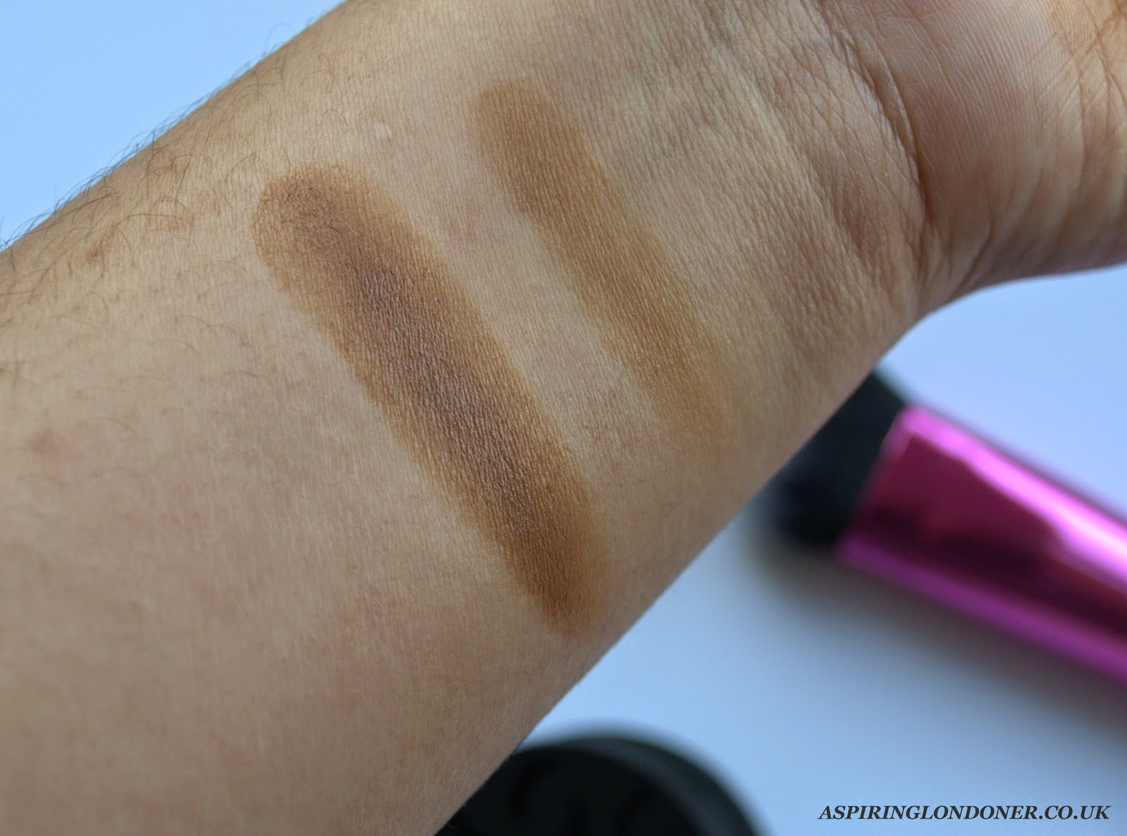Topshop Contour Cream in Swerve Review + Swatch - Aspiring Londoner