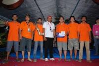 Tim WBW Juara III :Tradisi Juara