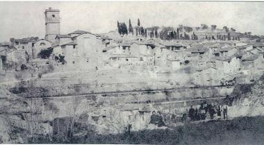 Fotografia històrica de Benilloba.
