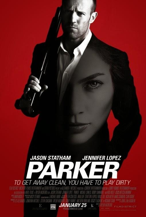 Kẻ Cuớp Lương Thiện - Parker - 2013