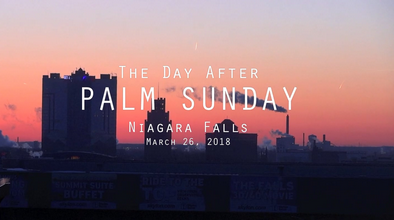 The Day After Palm Sunday - Helene's VIMEO Movie - 1:19