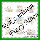 SAL w Kreatywnej Jacewiczówce - Rok z misiem Fizzy Moon!