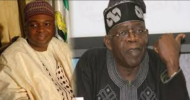 How Tinubu-Saraki War Started - Nigerian Tribune