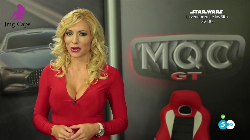 CAROLINA ALCAZAR, MAS QUE COCHES GT (26.12.15)