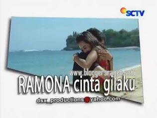 Ramona Cinta Gilaku FTV