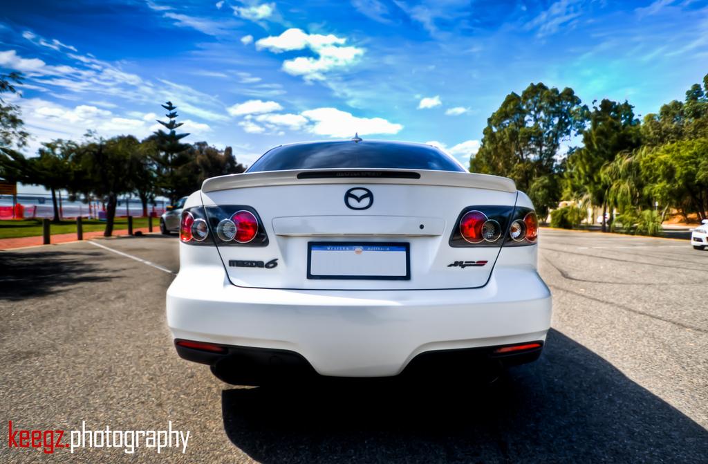 Mazda 6 MPS, turbo, awd, napęd na cztery koła, zdjęcia, fotki, ciekawy design, japoński