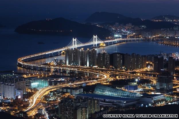 Gwang-An Bridge (부산 광안대교)