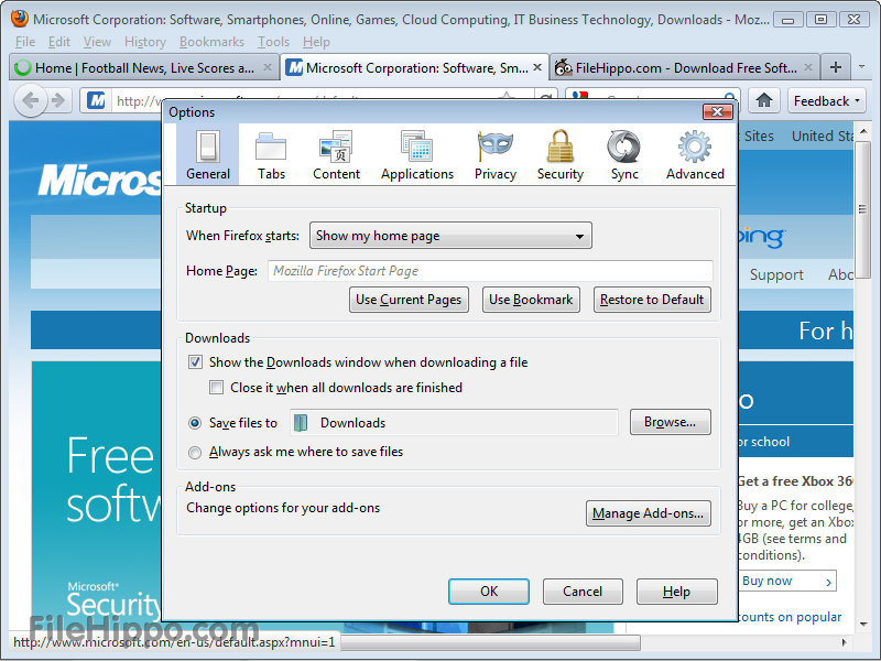 What is latest Firefox version to work with 32bit XP