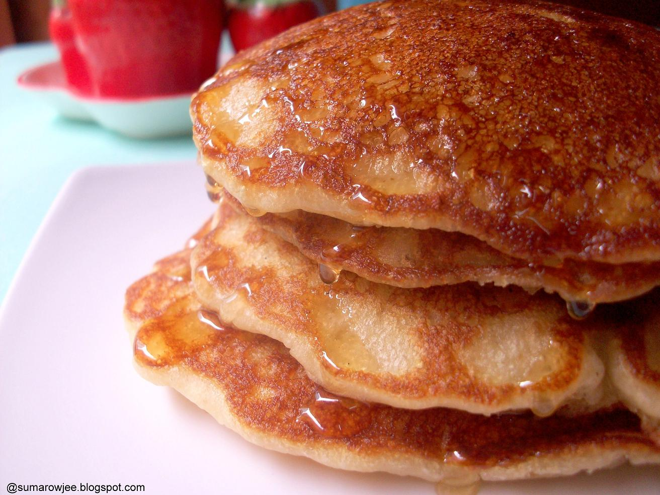 Cakes And More!: Eggfree Oatmeal Raisin Pancakes