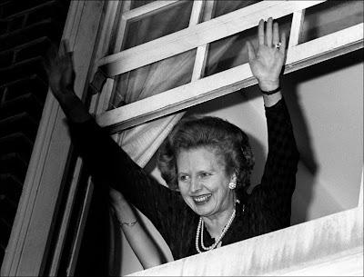 The Death of Margaret Thatcher